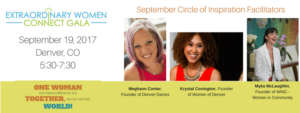 Connection, Collaboration and Women Leading Change